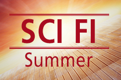Kelsey is excited about her summer full of Sci Fi fiction, movies, and television.