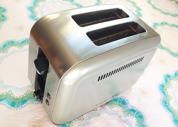 Toaster: Free to Good Home. One family's journey to being gluten-free(ish) by Kim Harshberger