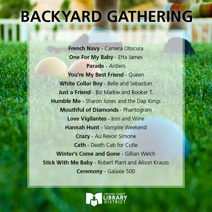 Mixed Tape - Backyard Gathering Playlist