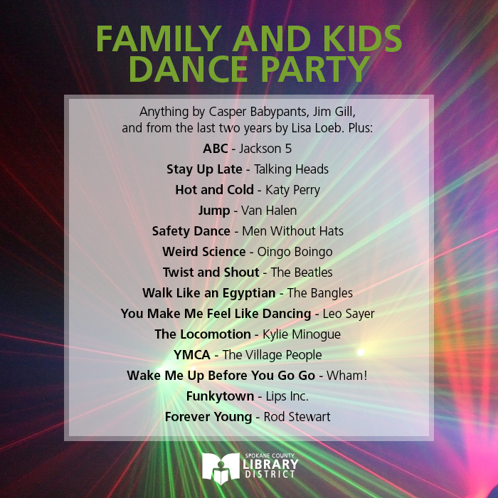 Mixed Tape - Family and Kids Dance Party Playlist