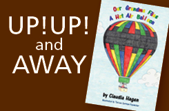 Our Grandmother Flies a Hot Air Balloon | Author reading by Claudia Hagen