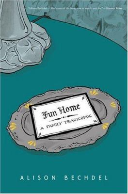Graphic Novels For the Skeptical | Fun Home by Alison Bechdel