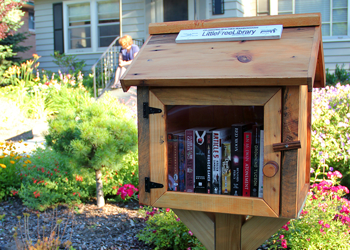 Brian shares some lessons he has learned by hosting a Little Free Library.
