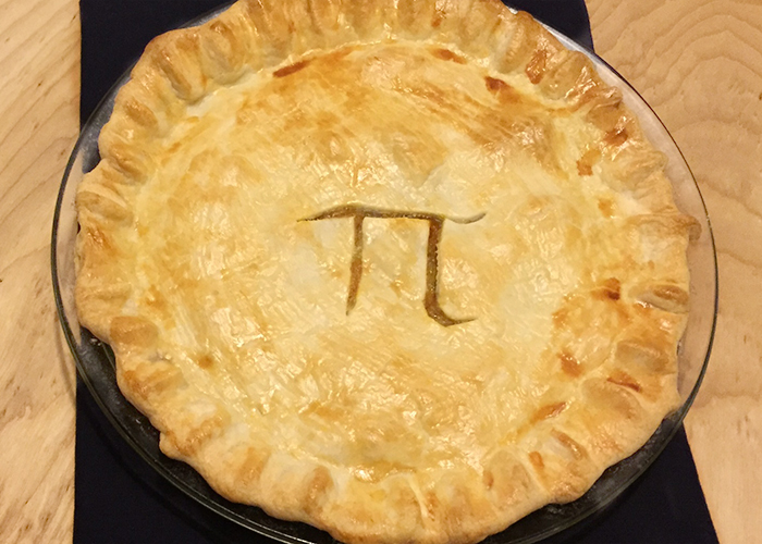 In honor of Pi Day, we have approximately 3.1415 recipes to share with you.