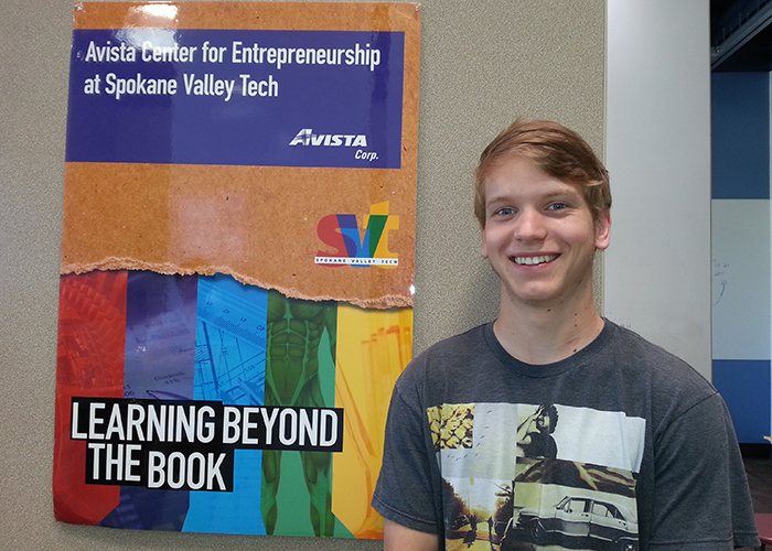 From Student to Worker with Spokane Valley Tech by Sheree West | Spokane County Library District