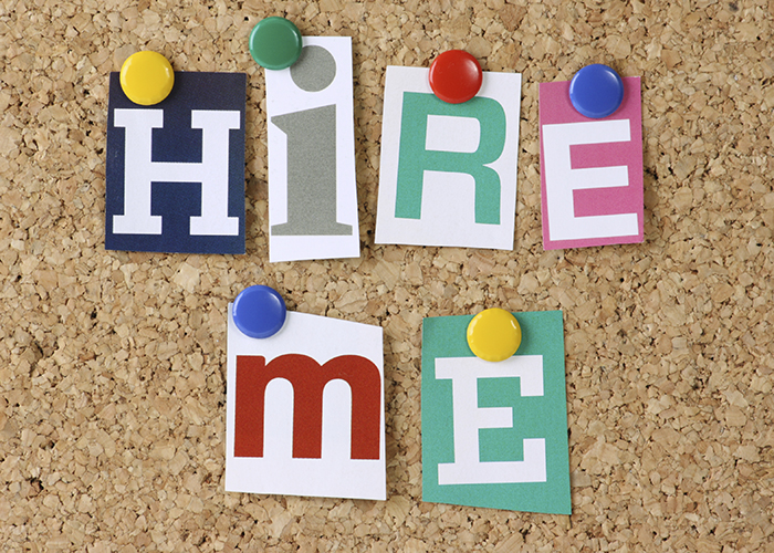 Hire Me: Tips for Writing Your First Resume by Aileen Luppert | Spokane County Library District