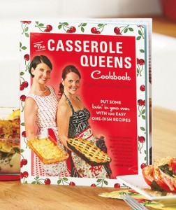 Cookbook recommendations for amazing casseroles and one-pan meals by Kelsey Hudson | Spokane County Library District