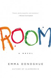 """Room"" Book Cover"