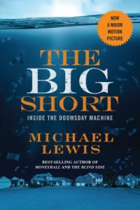 """The Big Short"" Book Cover"