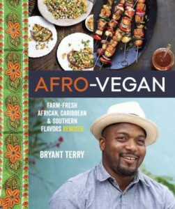 Afro-Vegan Cookbook Cover