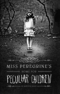 Miss Pegerine's Home For Peculiar Children Book Cover
