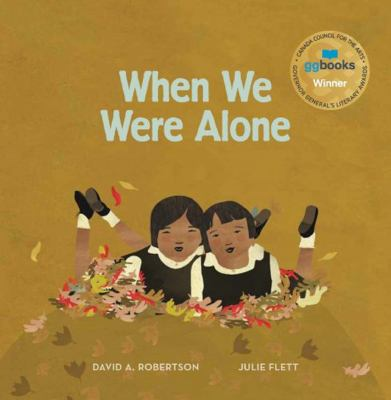 When We Were Alone Book Cover