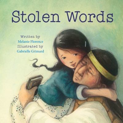 Stolen Words Book Cover