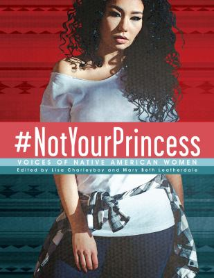 NotYourPrincess Book Cover