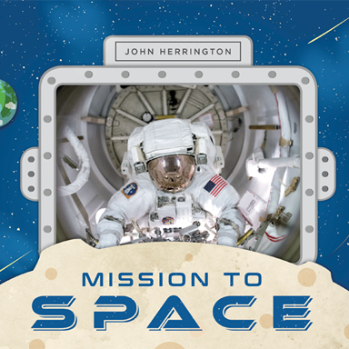 Mission to Space Book Cover
