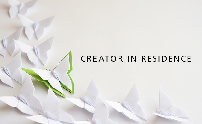 Creator in Residence