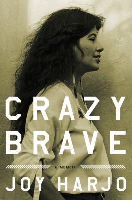 Crazy Brave book cover