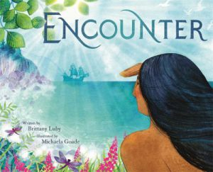 Encounter book cover