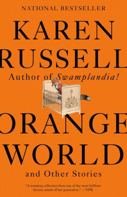 Book cover of Orange World by Karen Russell