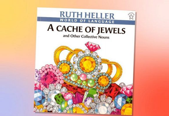 Book Cover of A Cache of Jewels