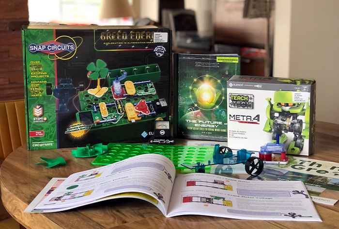 Stem Explorer Kits Now Available